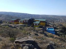 Cabañas Pirca de Campo Tanti, Tanti