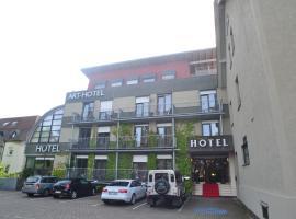 Art Hotel Weingarten, Weingarten