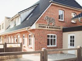 Dat Lütte Steak- & Burgerhus, Ockholm