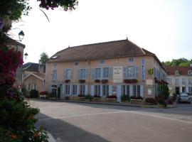 Logis Hôtel Du Parc, Арк-ан-Барруа (рядом с городом Dancevoir)