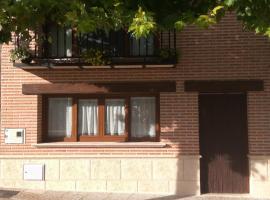 Casa Rural Isabel, Villaflores (рядом с городом Villoría)
