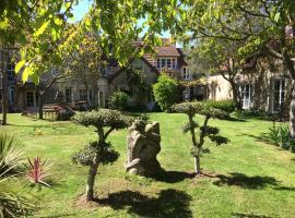 Maison saint-martin d Amfreville, Amfréville (рядом с городом Bréville-les-Monts)