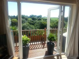 Quiet rural family home B&B, Sutcombe
