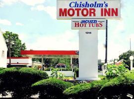 Chisholm's Motor Inn, Saugus