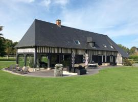Clos du Vieux Chemin de Honfleur, Saint-Pierre-du-Val