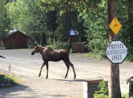 Carlo Creek Lodge, McKinley Park