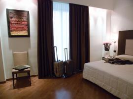 Apulia Hotel Palace Lucera & SPA, Lucera (Motta Montecorvino yakınında)