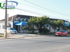 Hotel Vereda, Palmeira (Minguinho yakınında)