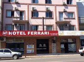 Hotel Ferrari, Rio do Sul (Blinha yakınında)