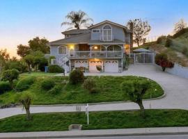 Beautiful View House in La Verne
