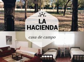 La Hacienda Villa Allende, Villa Allende (Unquillo yakınında)