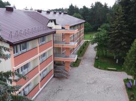 Turisticheko-ozdorovitelnyi complex Pyshki, Grodno (Adamovichi yakınında)