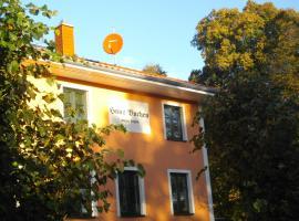 Ferienwohnung Waren (Müritz) - Haus Buchen am Tiefwarensee - 2 Zi, Waren (Alt Falkenhagen yakınında)