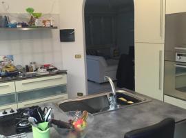 Stefano's House, Rimini