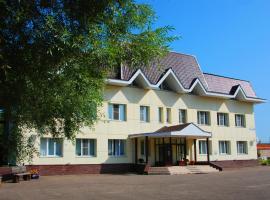 Гостиница Осташевская, Ostashëvo