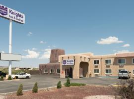 Knights Inn & Suites Gallup, Gallup (in de buurt van Window Rock)