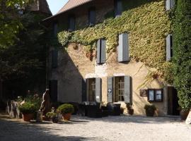 Château de Passières, Chichilianne (рядом с городом Lavars)