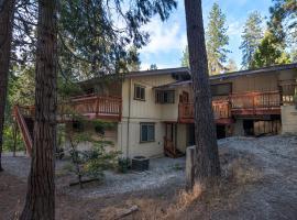 Sierra Springs, Oakhurst (in de buurt van Yosemite Forks)