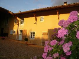 Bed & Breakfast - Maison de Marie, Messimy (рядом с городом Fareins)