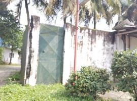 Kampa Hotel, Douala (Ngori yakınında)