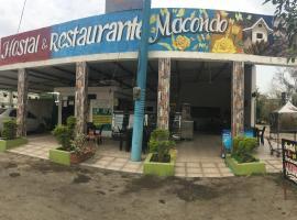 Hostal Macondo, Aracataca (Fundación yakınında)