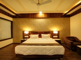 Hotel Keshwara's Residency, Джамнагар (рядом с городом Khambhāliya)