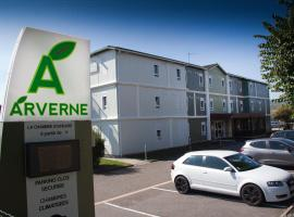 Brit Hotel Essentiel Arverne - Clermont-Ferrand Sud, Обьер