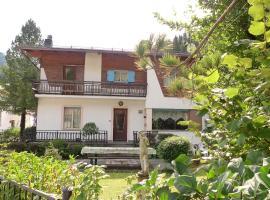 Villa Letizia, Caprile