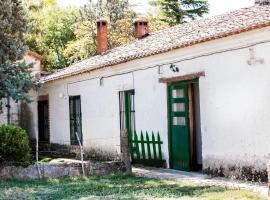 Eván de Abajo, Siete Iglesias de Trabancos (рядом с городом Pollos)