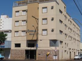 Domus Hotel Ituverava, Ituverava (Near Rifaina)