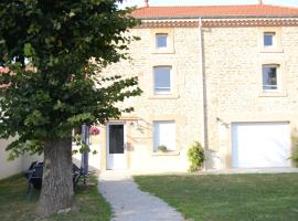 Gite les pins, Montchenu (рядом с городом Tersanne)