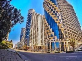 Orbi Sea Tower Lux Apartment