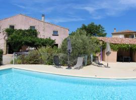 la villa rose, Cazouls-d Herault