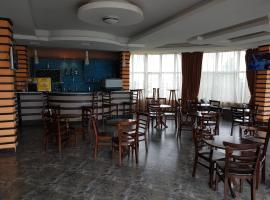 Badmas Hotel, Debre Birhan (рядом с городом Ānkober)
