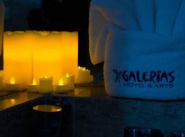 Galerias Hotel & Arts, Tapachula (рядом с городом Talismán)