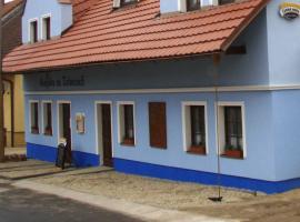 Penzion Na Zelnicách, Ratíškovice (Vacenovice yakınında)