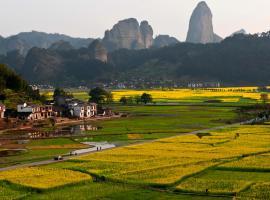 Farmstay Guesthouse, Tazizhai (Xiyan yakınında)