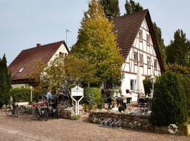 Café Perlmuschel, Iznang