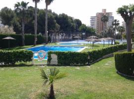 jardin del mar, El Campello