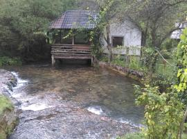 "Smještaj na selu ""Dule Piljić"" Janjske Otoke., Šipovo (Savkovića Do yakınında)"