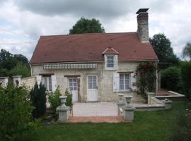 Gîte Le Val Fleuri, Le Merlerault (рядом с городом La Génevraie)