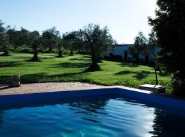 Casa Rural Huerta del Pirata, Fuente de Cantos (рядом с городом Монтемолин)
