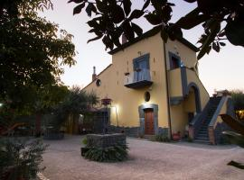 Villa Rosa al Vesuvio, San Giuseppe Vesuviano