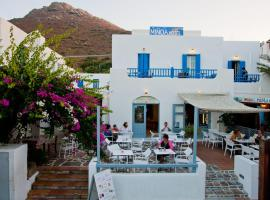 Hotel Minoa, Katapola
