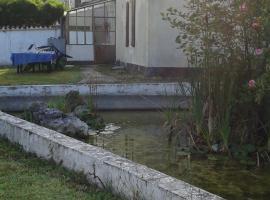 chambres chez l'habitant, Condéon (рядом с городом Barbezieux)