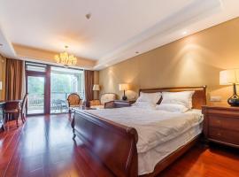 Taihu Lake Huangjin Shui'an Apartment, Suzhou (Xukou yakınında)