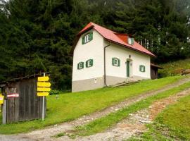 Zinkhaus - Waldheimat Alpl, Sankt Kathrein am Hauenstein