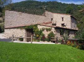 Apartaments turistics Moli Can Coll, Campelles