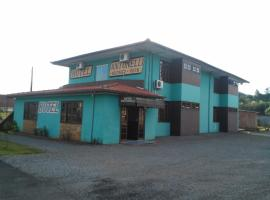 Hotel Antonelli, Jangada do Sul (União da Vitória yakınında)