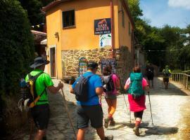 Casa Saleta, Melide (O Coto yakınında)